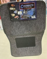 Used Car Mats 4 pieces in one Set BRAND NEW in Dubai, UAE