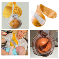 Used Free hand baby bottle holder  in Dubai, UAE