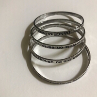 Used 4 new love live sing dance bangles  in Dubai, UAE