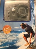 Used Action camera water proof  in Dubai, UAE