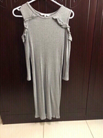 Used Beautiful Top in Grey. Hardly used. in Dubai, UAE