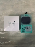 Used Airpods pro with leather case  in Dubai, UAE