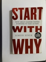 Used Start with Why - Simon Sinek  in Dubai, UAE