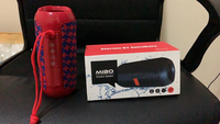 Used MIBO wireless speaker  in Dubai, UAE