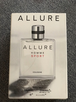Used Allure Chanel Homme Sport in Dubai, UAE