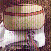 Used Coach handbag 👝 first class copy  in Dubai, UAE