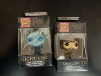 Used 2 Game Of Thrones Funko Keychains Sealed in Dubai, UAE