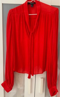 Used Red Blouse  in Dubai, UAE