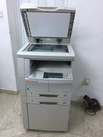 Used Printer connect by internet  in Dubai, UAE