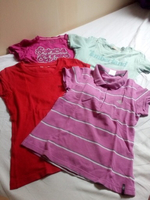 Used 4pcs branded tops in Dubai, UAE