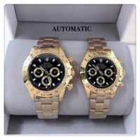 Used Rolex 1 set 2 pcs with box in Dubai, UAE