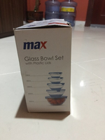 Used Glass bowl set in Dubai, UAE