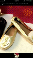 Used Tory Burch shoes size 8.5US  in Dubai, UAE