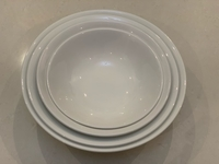 Used New 4 Pcs Deep U Shaped Serving Bowls  in Dubai, UAE