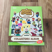 Used 53 Animal crossing Amiibo cards + Album in Dubai, UAE