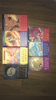 Used Harry Potter book collection in Dubai, UAE