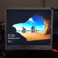 Used BenQ FP72E 14.5in LCD Monitor in Dubai, UAE