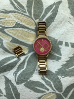 Used MK Michael Kors Watch 36mm Pink Dial in Dubai, UAE