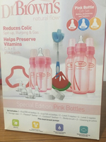 Used Dr browns feeding bottles.. helps colic in Dubai, UAE