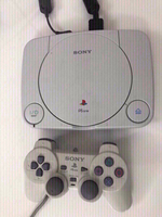 Used  Sony PlayStation One - White - control in Dubai, UAE