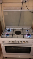 Used Gas range with electrical oven bompani  in Dubai, UAE