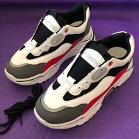 Used Tri Colored Sneaker/ 42 in Dubai, UAE