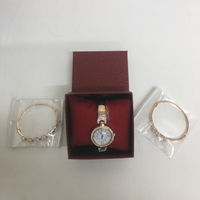 Cacaxi fashion watch and deginer bangles
