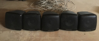 Used Samsung mix speakers 5 units in Dubai, UAE