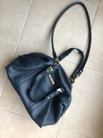 Used Tommy Hilfiger authentic leather bag in Dubai, UAE