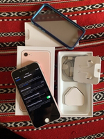 Used iPhone 7 128Gb battery health 100%...... in Dubai, UAE