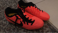 Used Nike T90 Football shoes in Dubai, UAE