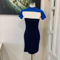 Used Knit dress knee length Size S NEW in Dubai, UAE