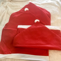 Used Santa Claus cloth in Dubai, UAE