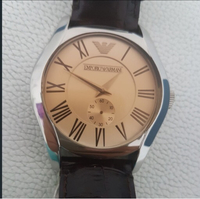 Used Authentic Armani Watch  in Dubai, UAE