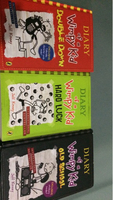 Used Diary of a wimpy kid 3 different episode in Dubai, UAE