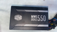 Used Cooler master 550W in Dubai, UAE