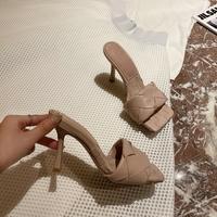 Used Bottega Veneta heels in Dubai, UAE