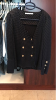Used Zara top/blazer in Dubai, UAE
