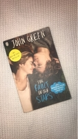 Used The fault in our stars book in Dubai, UAE