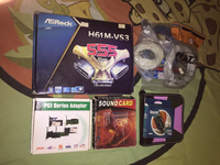 Used Mother board + more stuff just for 60AED in Dubai, UAE