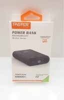 Used Faster power bank 10000 mah with 4xpower in Dubai, UAE