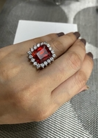 Used Ruby ring  in Dubai, UAE