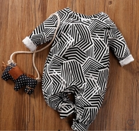 Used Cool Striped Long-sleeve Jumpsuit -Boy in Dubai, UAE