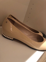 Used Channel ballerina shoes in Dubai, UAE
