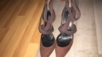 Used Brown heels in Dubai, UAE