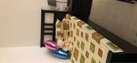 Used IKEA Single Bed with side table and lamp in Dubai, UAE