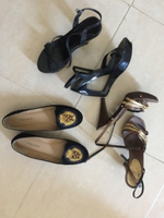 Used 3 pairs of shoes  in Dubai, UAE
