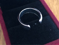 Used Anti Snoring Silver Ring in Dubai, UAE