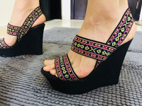 Used Steve Madden wedges  in Dubai, UAE