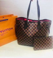 Used LV Neverfull new in Dubai, UAE